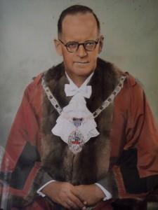 J Moss - Mayor of Kitwe 1956-1957 - kitweonline
