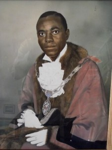 JPS Mubanga - Mayor of Kitwe 1964-1965 - kitweonline