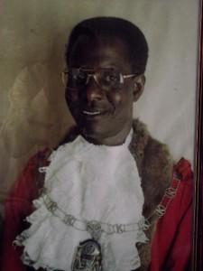 LS Kazabu - Mayor of Kitwe 1999-2001 - kitweonline