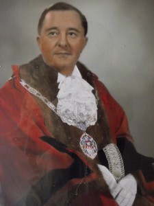 Maurice Gersh - Mayor of Kitwe 1954-1956 - kitweonline