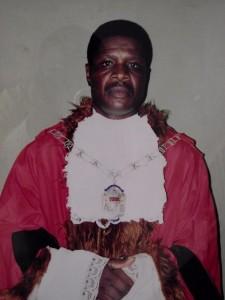 PC Tembo - Mayor of Kitwe 2001-2003 - kitweonline
