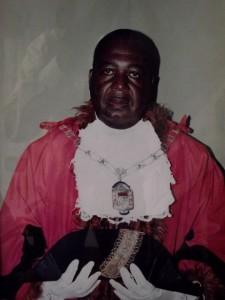 PD Chisenga Mayor of Kitwe 2003-2004 - kitweonline