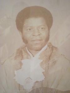 SA Chiluba - Mayor of Kitwe 1978-1980 - kitweonline