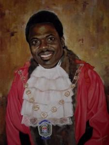 WB Nyirenda Mayor of Kitwe 1994-1998 - kitweonline