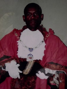 WT Chola - Mayor of Kitwe 2004-2006 - kitweonline