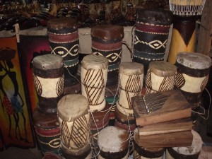 Traditional drums - (kitweonline)