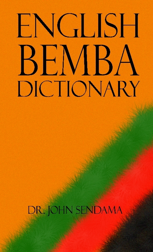 English-Bemba Dictionary – Free Sample Downloads