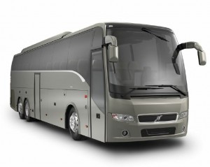 Volvo 9900 coach bus
