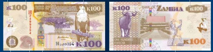 New Zambian Currency