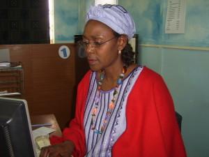 Lydia Mhango - 2