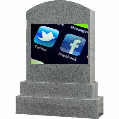 Interactive Tombstone