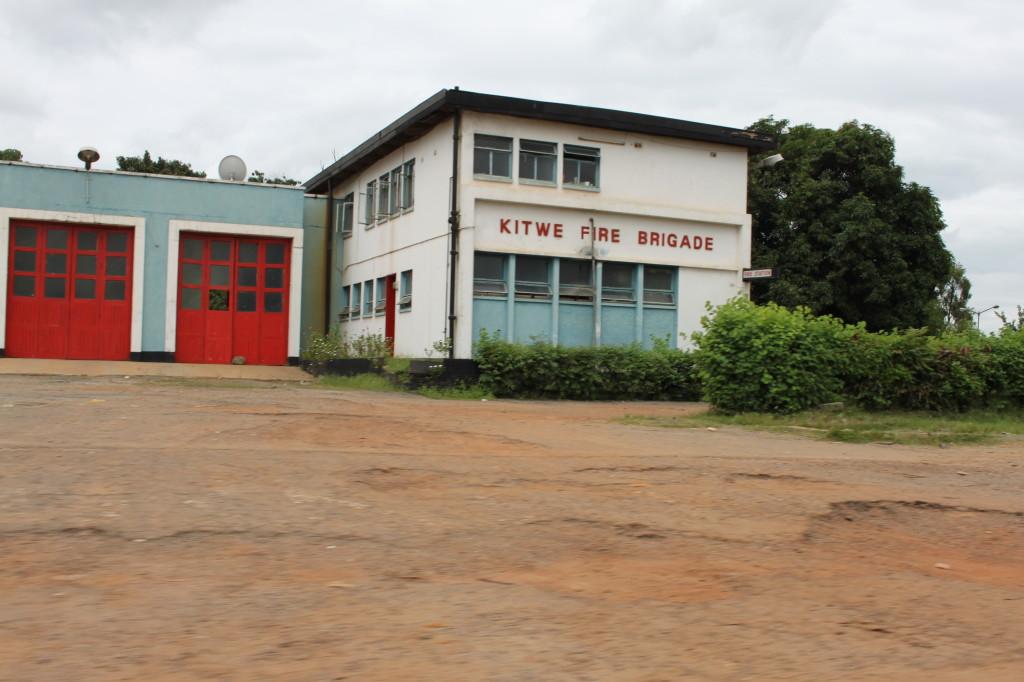 Kitwe Fire Brigade - Feb 2013 - kitweonline