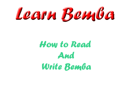 Learn Bemba on KitweOnline