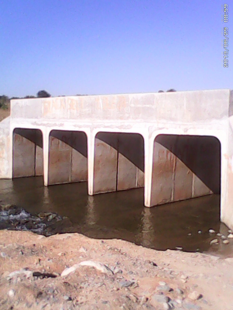 Ndeke Village - Nkana East Bridge - Kitwe
