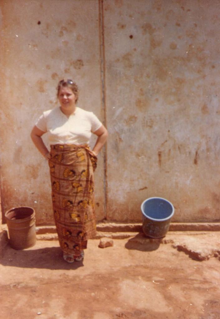 Lynda Wangongo in Sodimiza - DRC