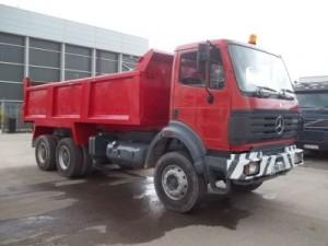 Benz 2528 Tipper