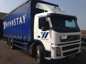 2003 VOLVO FM 9 26t CURTAINSIDER_1 for sale