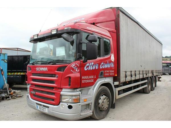 cdade87355 6×2 Curtainsider TrucksKitwe On Line