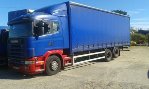 SCANIA 114L 340 R-CAB 6x2_1 for sale