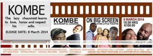 Kombe-film premier-kitwe little theatre