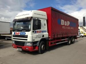 2005 DAF CF75 310 Diesel