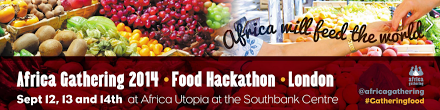 Food Hackathon - September 2014 London