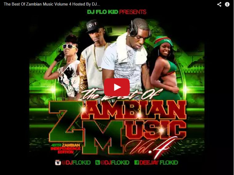 DJ Flo Kid - Best of Zambian Music 4
