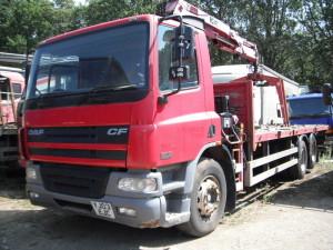 2003 DAF CF75.310 6x2 Crane Vehicle - 7 January 2016_4