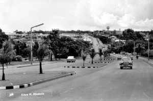 Edinburgh_Road_Kitwe_Independence Avenue