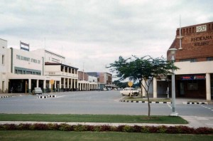 Kitwe_Shopping_centre_Matuka Avenue