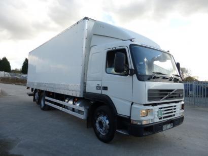 Volvo FM7 250 6x2 - JW-6M15-J