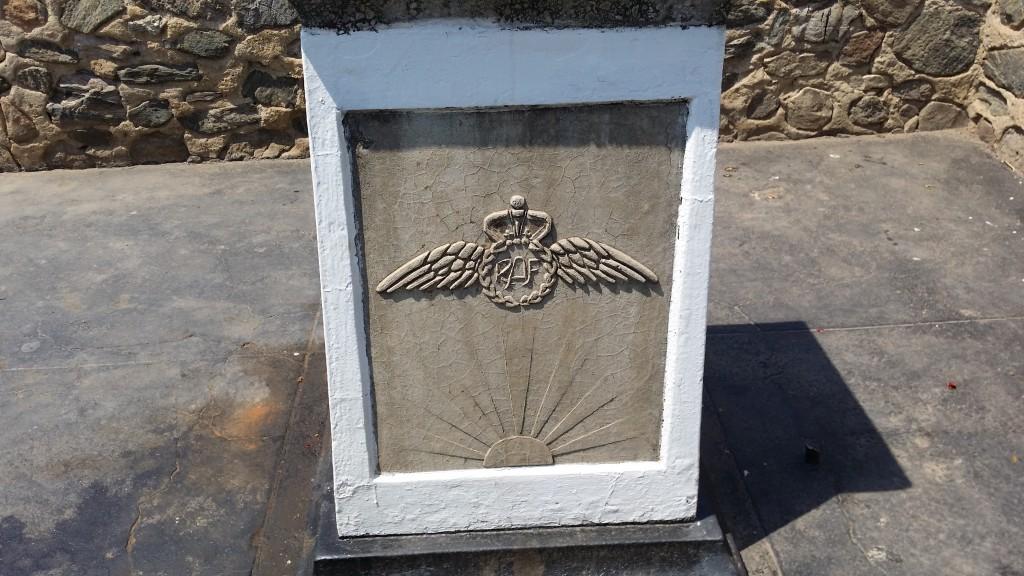 Kitwe War Memorial - Royal Air Force