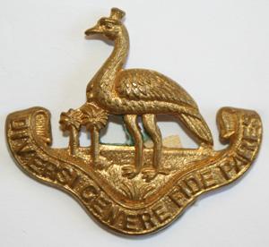 Northern Rhodesia Regiment badge
