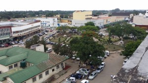 Kitwe City_Kaunda_Coronation Square - 24 November 2014