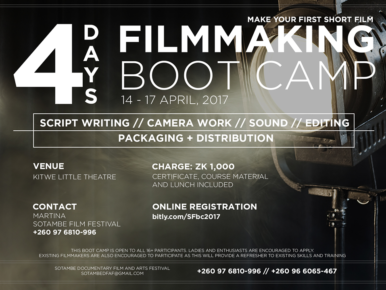 Film Making Boot Camp