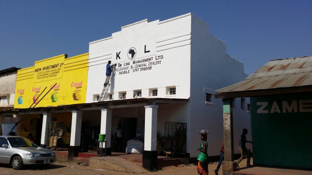 Kitwe Online Management Ltd Luanshya Shop