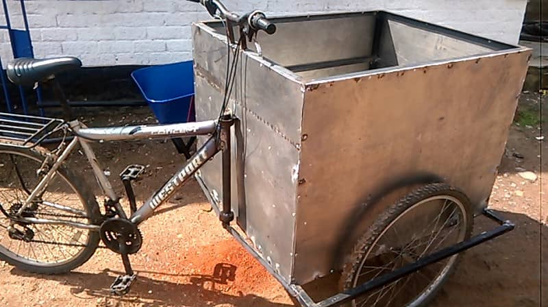 Tricycle - Cargo bike - SKM Creations
