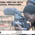 ZNBC Meeting With Kitwe Producers